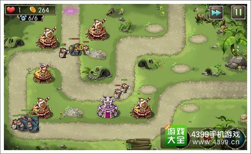 新部落守卫战猎场10-5