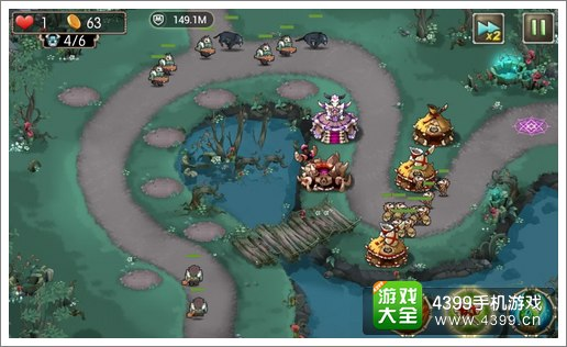 新部落守卫战猎场11-2