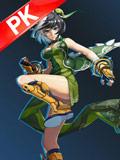 时空猎人龙灵PK攻略 东方的铁拳小师妹