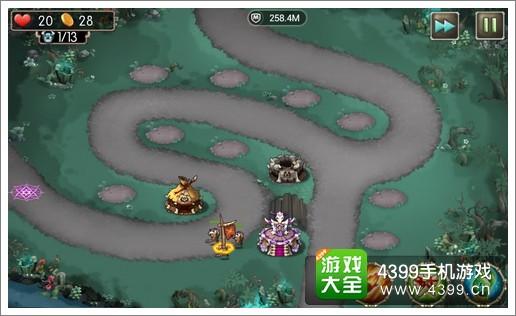 新部落守卫战16-1