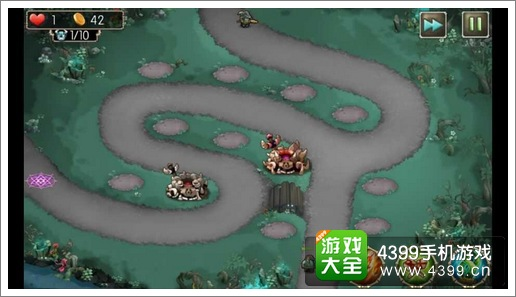 新部落守卫战16-4