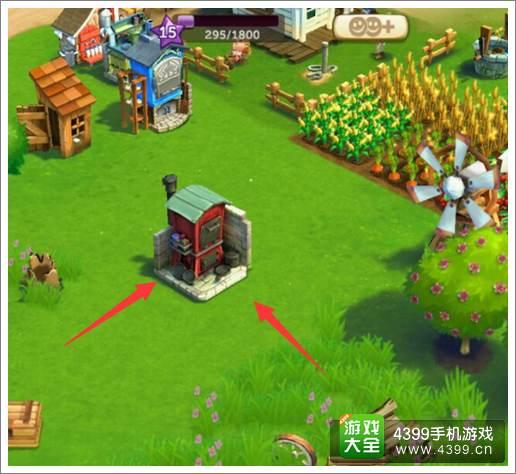 农场小镇之乡村度假炉灶玩法攻略