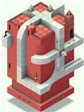纪念碑谷RED第五关攻略 红色房子