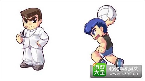 FC热血躲避球