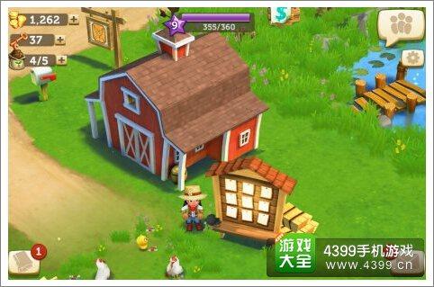 农场小镇之乡村度假12月4日正式开启不删档内测