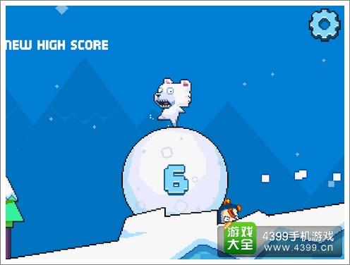 翻滚吧北极熊评测