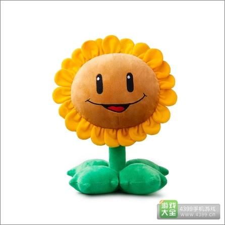 植物大战僵尸2太阳花