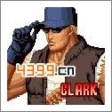 拳皇97克拉克出招表