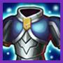 刀塔传奇银灵胸甲