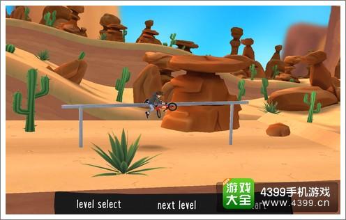 小轮车冒险2挑战