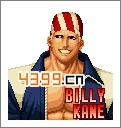 拳皇97比利凯恩出招表