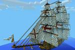我的世界远征战舰