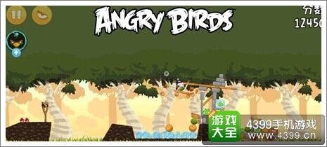 愤怒的小鸟之鸟群最爱