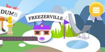 蠢蠢的死法2freezerville攻略 冰雪天地提高警惕