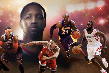 NBA梦之队巨星养成之路 四步曲