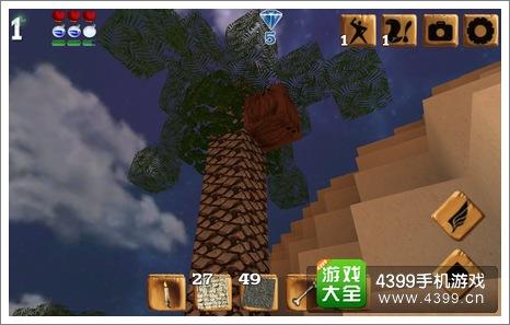 被尘封的故事椰子树