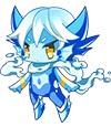 奥拉星超水精灵