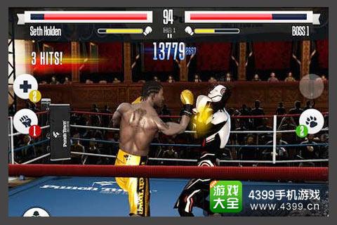 真实拳击安卓