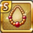 天天富翁火灵项链