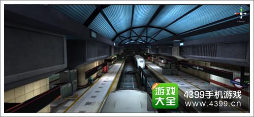 全民枪战2(枪友嘉年华)幽灵模式地图