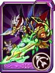 龙斗士焰剑光魔龙紫卡属性