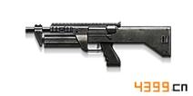 全民突击M1216霰弹枪图鉴