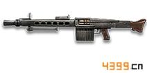 全民突击MG3机关枪图鉴