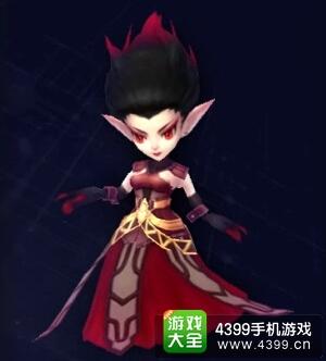 魔力时代猩红女皇英雄怎么样