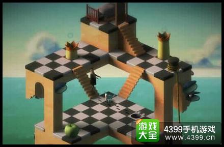 纪念碑谷式空间错觉《梦游逃生》中文版登录双平台