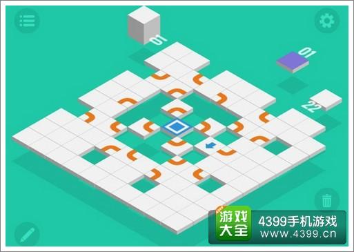 自定义迷宫玩法