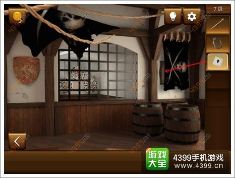 pirate escape七关