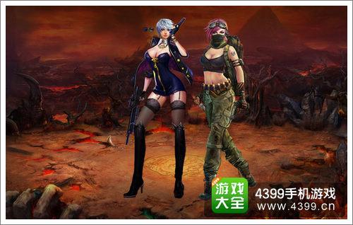 全民枪战2(枪友嘉年华)新角色图片