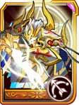 龙斗士圣灵虎王橙卡属性
