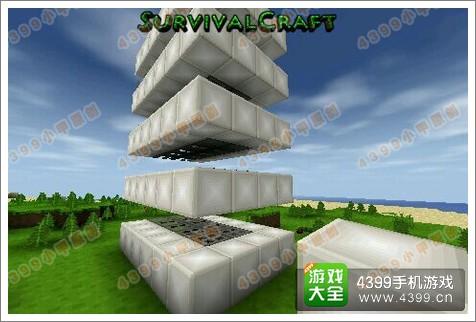 生存战争电梯怎么做