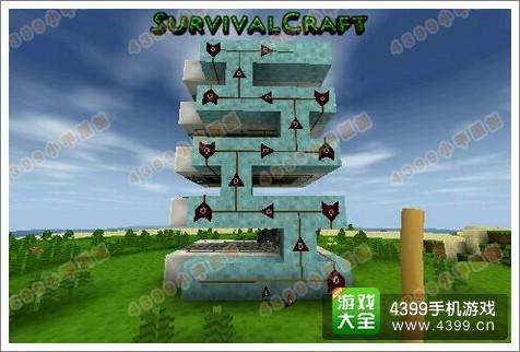 生存战争双程电梯教程