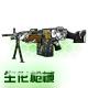 全民枪战2(枪友嘉年华)幽魂M249怎么样 幽魂M249属性详解