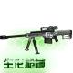 全民枪战2(枪友嘉年华)生化狙击幽魂M82A1怎么样 幽魂M82A1属性详解