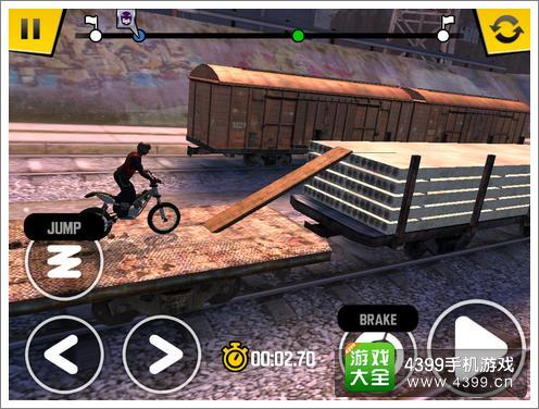 极限摩托4评测