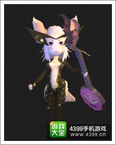 众妖之怒妖狐时装