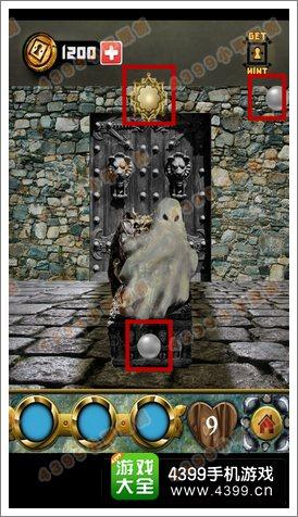 100道门的传说100 Doors Legends第9关攻略