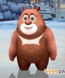 熊出没之雪岭熊风小熊熊