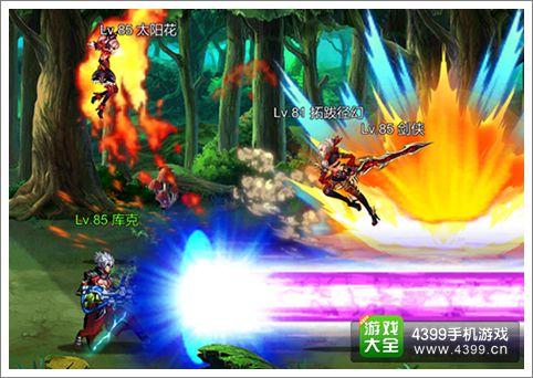 《新英雄之剑》格斗嘉年华 尽享激战盛宴
