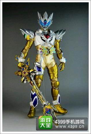游戏中雷霆铠甲雅塔莱斯作为唯一的s级勇士