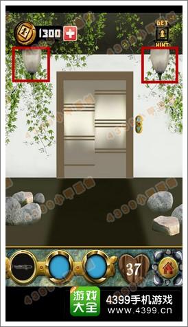 100道门的传说(100 Doors Legends)第37关攻略