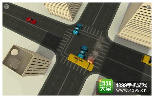 交通大混乱评测