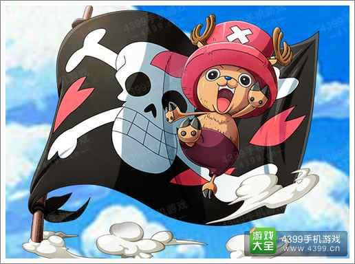 """狸猫"""",绝对是海贼王中最可爱的角色了~~在航海王启航中,乔巴"""