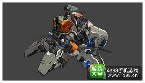 时空猎人机甲战士