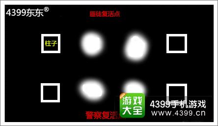 全民枪战2(枪友嘉年华)决战斗室地图