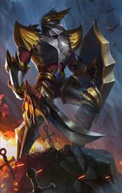 刀塔传奇龙骑士