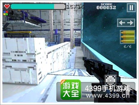 3D方块射击命运的召唤枪械推荐